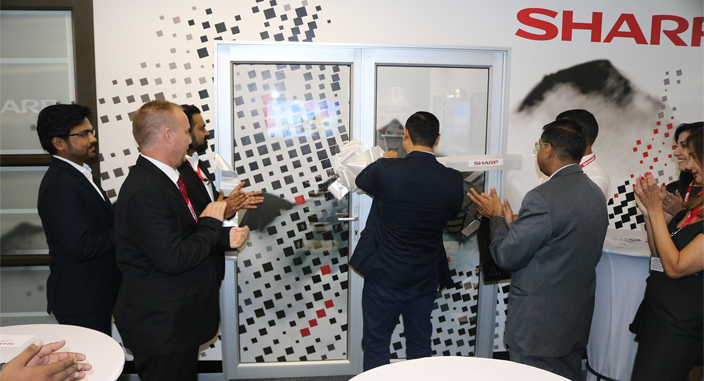 sharp south africa office