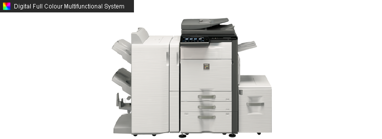 Sharp MFP 40N series