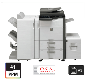 Sharp 41PPM Printer