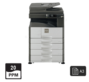 AR 6020 PPM Printer MFP
