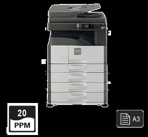 20 print per minute