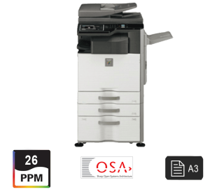 Sharp MX-2614N A3 Full Color 26PPM Printer