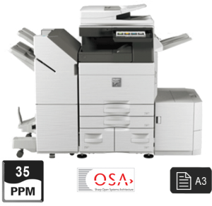 mfp a3 multifunctional black and white