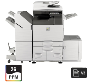 Sharp 26PPM Colour MFP