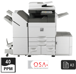 a3 copier printer office 40ppm