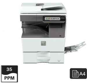 sharp black and white a4 home printer smb small ffice