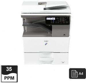 Sharp A4 BW Mono Printers