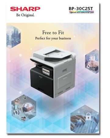 Bp-30C25T brochure pdf