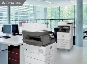 printer for enterprises