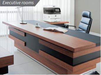 printer for executive rooms